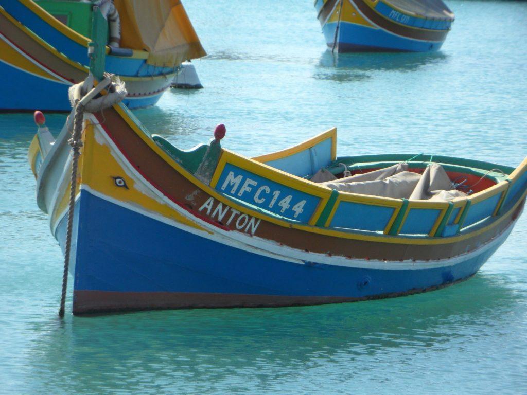 Malte : le bateau de pêche symbole de l'île