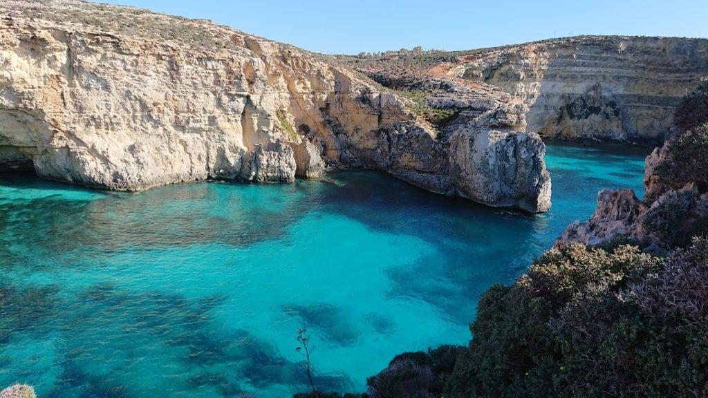 Malte : le lagon bleu de Gozo