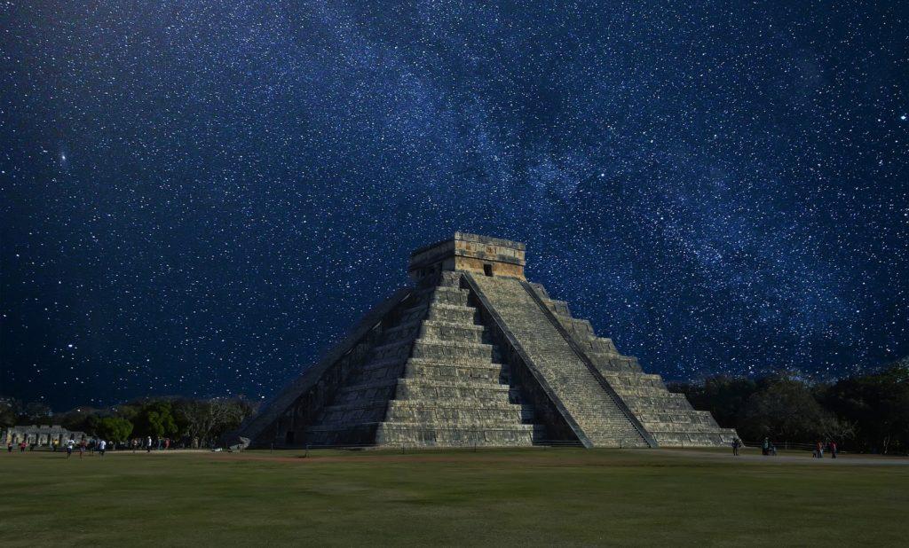 Le site de Chichén Itzá et ses pyramides