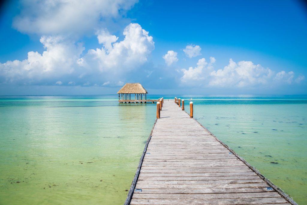 Isla Holbox, une île proche de Cancún, interdite aux voitures