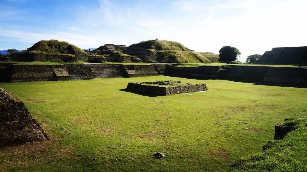 Ruines à Oaxaca