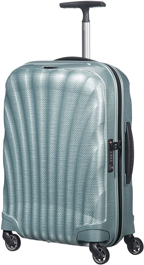 Samsonite Cosmolite taille S Ice Blue