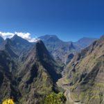 Le Dos d'Âne sur l'île de la Réunion