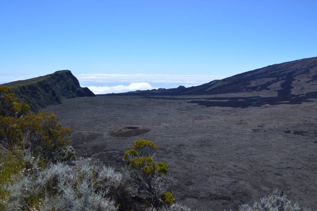 Enclos du Piton de la Fournaise à la Réunion