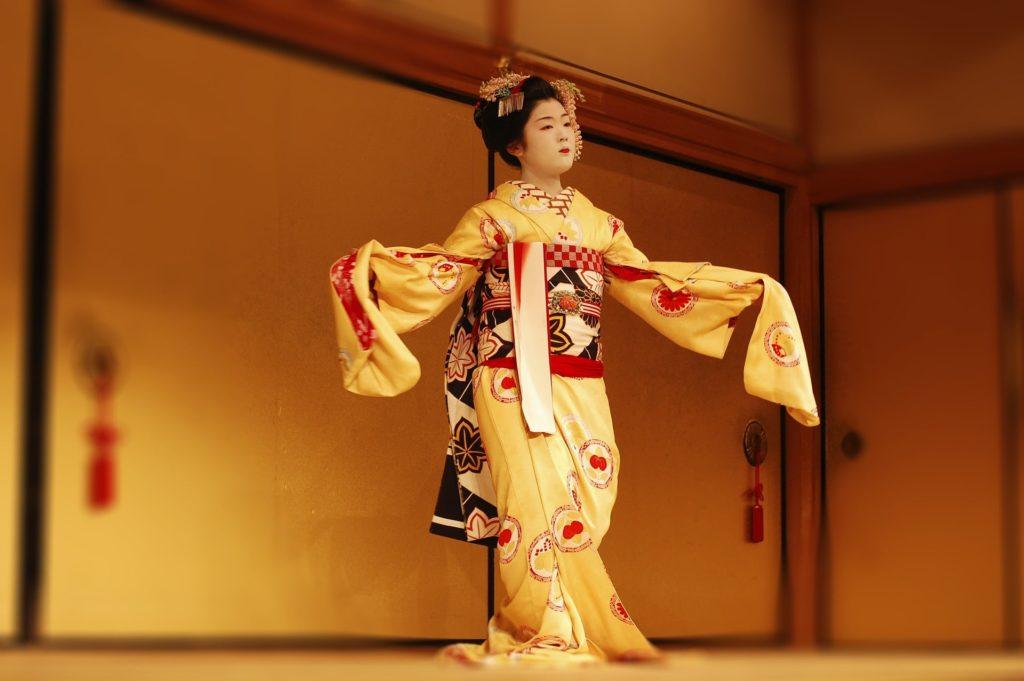 Kabuki, le théâtre traditionnel japonais