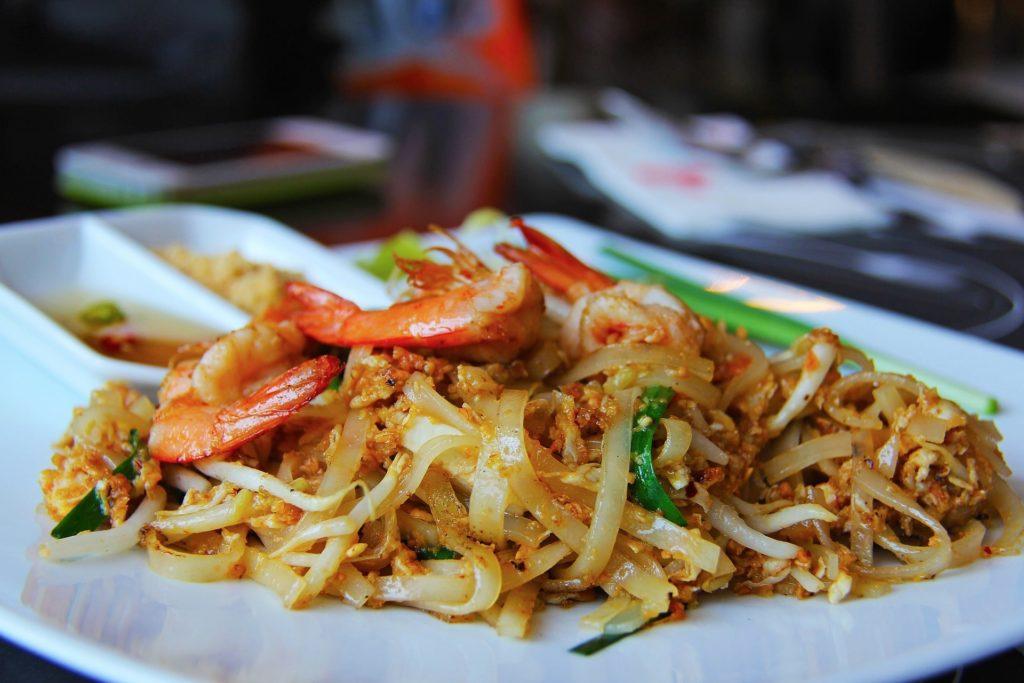 Gastronomie : le Pad Thaï, les nouilles sautées thaïlandaises